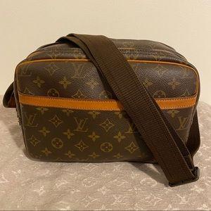 Louis Vuitton Reporter crossbody